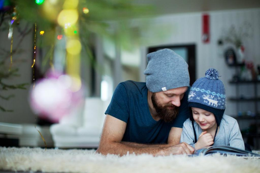 Holiday schedules as a divorced or separated parent
